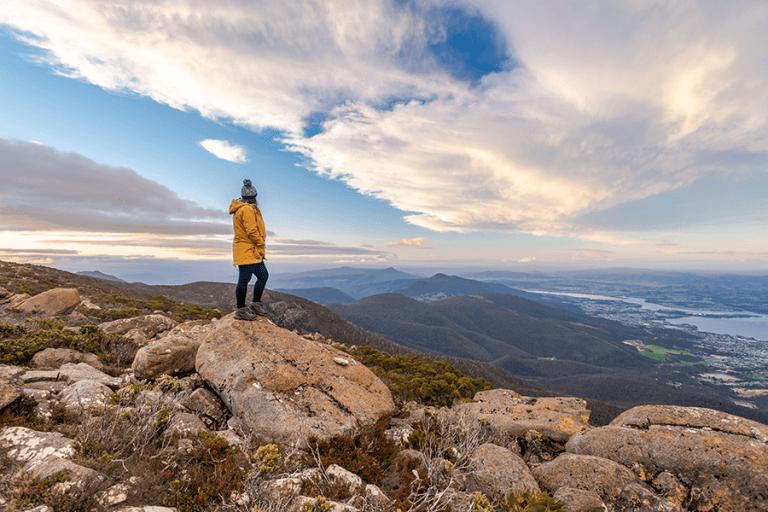 #SheisAbelChallenge – Empowering Women to Summit Tasmanian Mountains