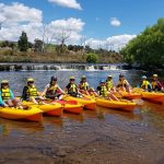 Women's Overnight Kayak Expedition – Meadowbank to New Norfolk