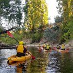 Women's Kayak Adventure-Introduction to Moving Water + Rapids – Hidden Valley