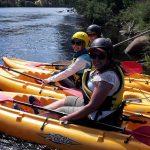 Women's Kayak Adventure – Huon River Trip